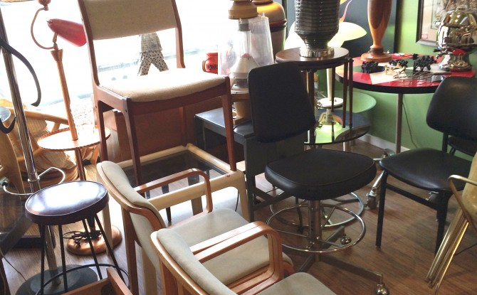 Where To Find Affordable Danish Modern Pieces In Vancouver